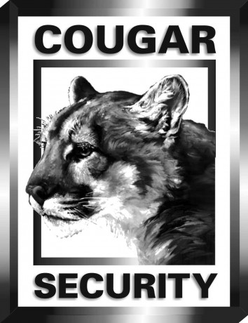 cougar security logo